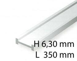 I-Profil - 6,30 x 350 mm (3 Stück)