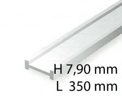 I-Profil - 7,90 x 350 mm (2 Stück)