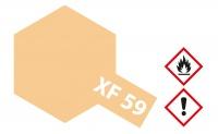Tamiya XF59 - Desert Yellow - Flat