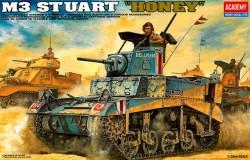 M3 Stuart - Honey - 1/35