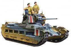 Britischer Infantry Tank Mk. II Matilda Mk. III / IV - 1:35