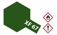 Tamiya XF67 - Nato Green - Flat