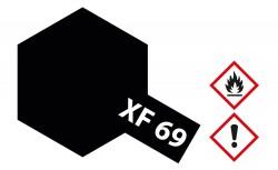 Tamiya XF69 - Nato Black - Flat