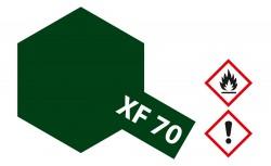 Tamiya XF70 - Dunkel-Grün - Matt