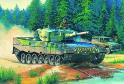Leopard 2A4 - German Main Battle Tank - 1/35
