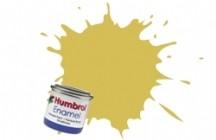 Humbrol 081 Pale Yellow (Flat)