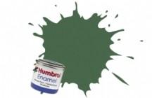 Humbrol 117 USA-grün (Matt)