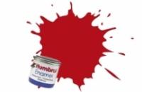 Humbrol 153 Insignia Red (Flat)
