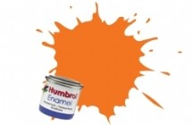 Humbrol 018 Orange (Gloss)
