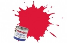 Humbrol 019 Bright Red (Gloss)
