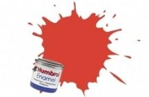 Humbrol 174 Signalrot (Seidenmatt)