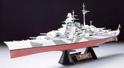 Tirpitz - German Battleship - 1/350