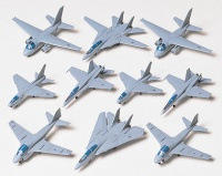 U.S. Navy Aircraft Set 1 - 1/350