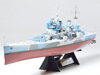 Britisches Schlachtschiff King George V - 1:350