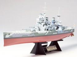 Britisches Schlachtschiff Prince of Wales - 1:350