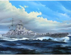 German Heavy Cruiser Prinz Eugen - 1945 - 1/350