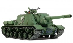 Russisches schweres Sturmgeschütz JSU 152 - 1:35