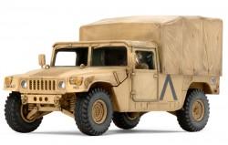 US Modern 4x4 Utility Vehicle - Cargo Type - HMMWV - 1/48