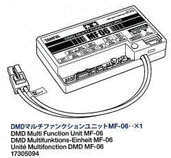 DMD Multifunktionseinheit MF-06 für Tamiya KV-1 / KV-2 (56028, 56030)
