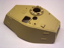 Turret for Tamiya King Tiger (56018) 1:16