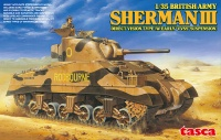 Britischer Sherman III Direct Vision Type