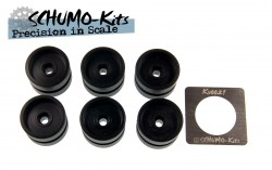 Support Rollers for Tamiya KV-1 and KV-2