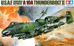 U.S.A.F. Fairchild Republic A-10A Thunderbolt II - 1/48
