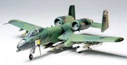 U.S.A.F. Fairchild Republic A-10A Thunderbolt II - 1:48