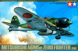 Mitsubishi A6M5c Zero Fighter - ZEKE