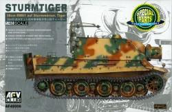 Sturmpanzer VI - Sturmtiger