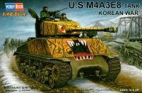 U.S. M4A3E8 Sherman - Korea