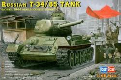 Russischer T-34/85 Tank - Modell 1944