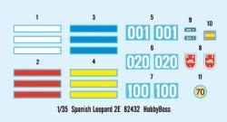 Spanischer Leopard 2E - 1:35