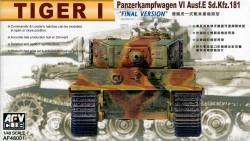 Panzerkampfwagen Tiger Sd.Kfz. 181 - Späte Produktion