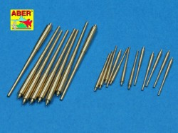 Barrels for German Heavy Cruisers Admiral Hipper Class - 1/350