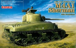 U.S. Medium Tank M4A1 Sherman - Mittlere Produktion - 1:35