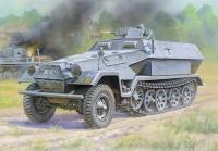 Deutsches Halbkettenfahrzeug Sd.Kfz. 251/1 Ausf. B