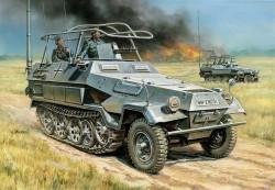 Sd.Kfz. 251/3 Ausf. B - Mittlerer Funkpanzerwagen - 1:35