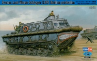 German LWS Land-Wasser-Schlepper Mid Production - 1/35
