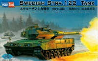 Strv. 122 - Swedish Main Battle Tank - 1/35
