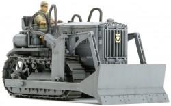 Komatsu G40 Bulldozer - Japanese Navy - 1/48
