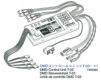 DMD Control Unit T-03 (56010, 56018, 56022, 56024 and 56026)