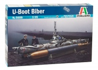 German Midget Submarine Biber - 1/35