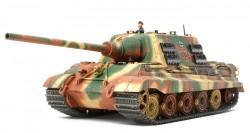Jagdtiger - Early Production - German Tank Destroyer - Sd.Kfz. 186 - 1/48