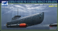 German Midget Submarine XXVIIB / B5 -