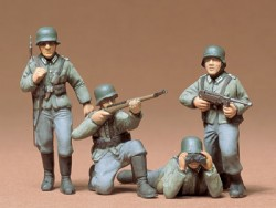 German Army Infantry - 1/35