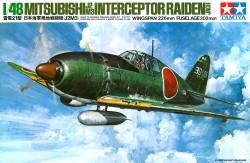 Mitsubishi J2M3 Interceptor Raiden (Jack) - 1:48