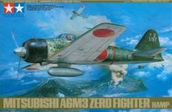 Mitsubishi A6M3 Zero Fighter (HAMP) - 1/48