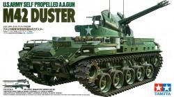 M42 Duster - US Self Propelled AA Gun - 1/35