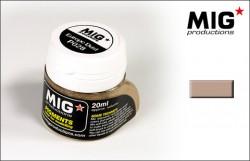 Abteilung 502 P028 - Europäischer Staub (European Dust), Pigment